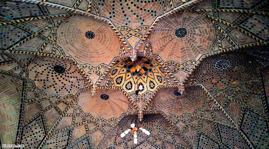 Qazvin Jameh Mosque 5