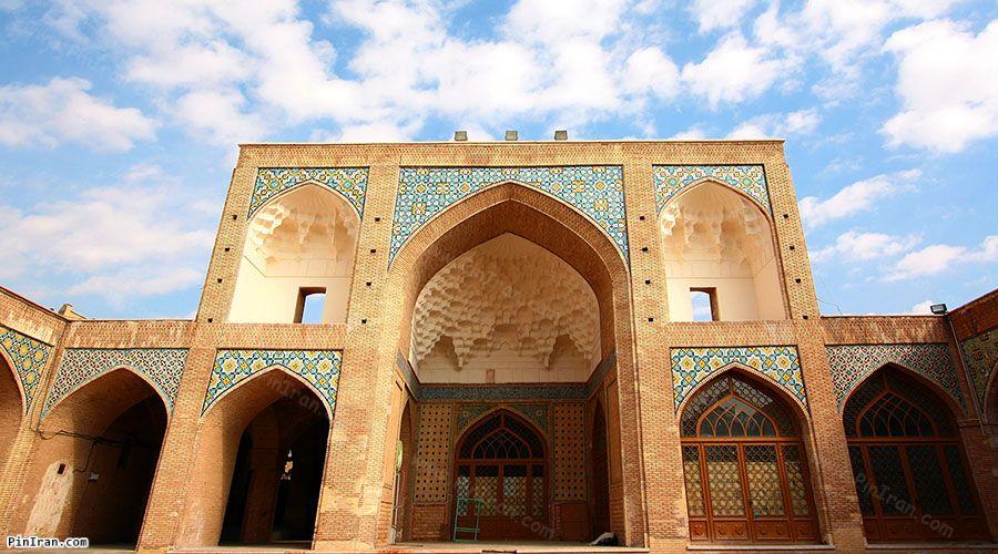Qom Jameh Mosque 1