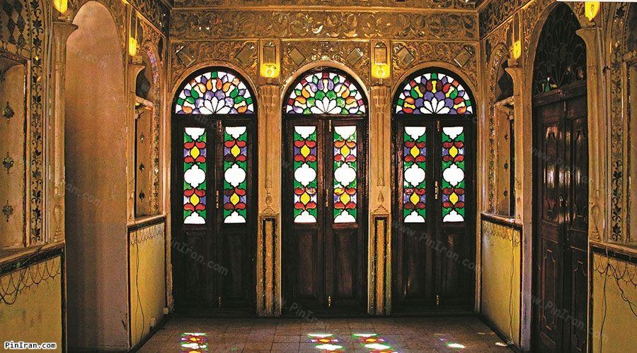 Inside of Rahim Abad Garden