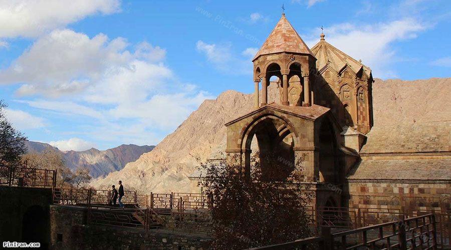 Saint Stepanos Monastery 1