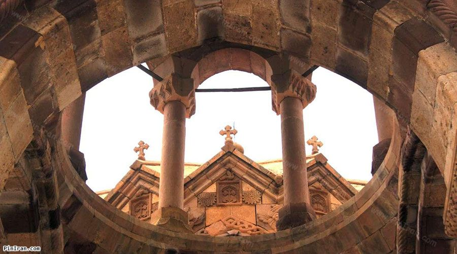 Saint Stepanos Monastery 2