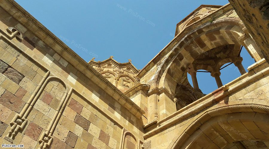 Saint Stepanos Monastery 3