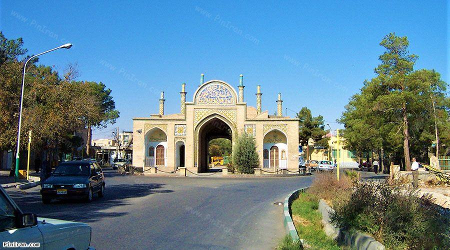 Semnan Arg Gate 2