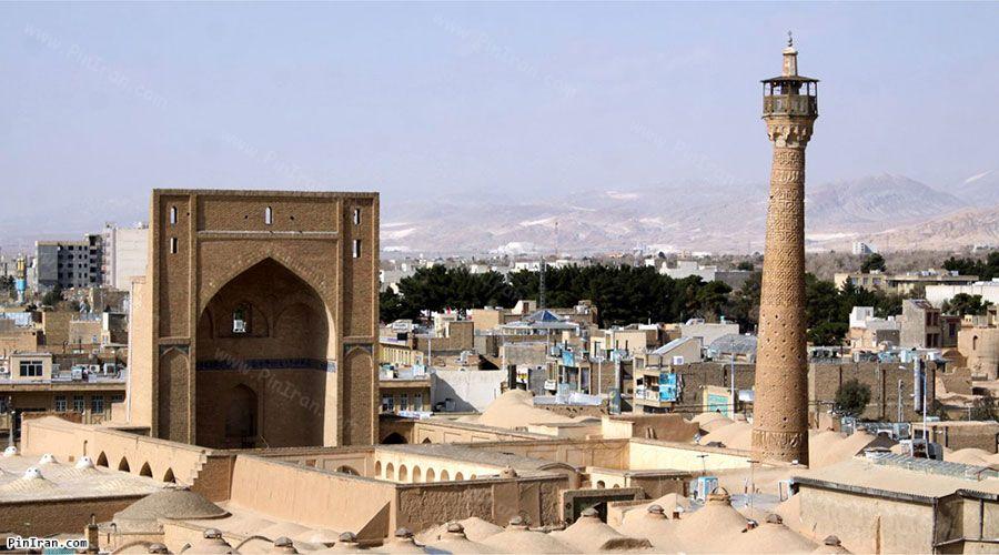 Semnan Jameh Mosque 1