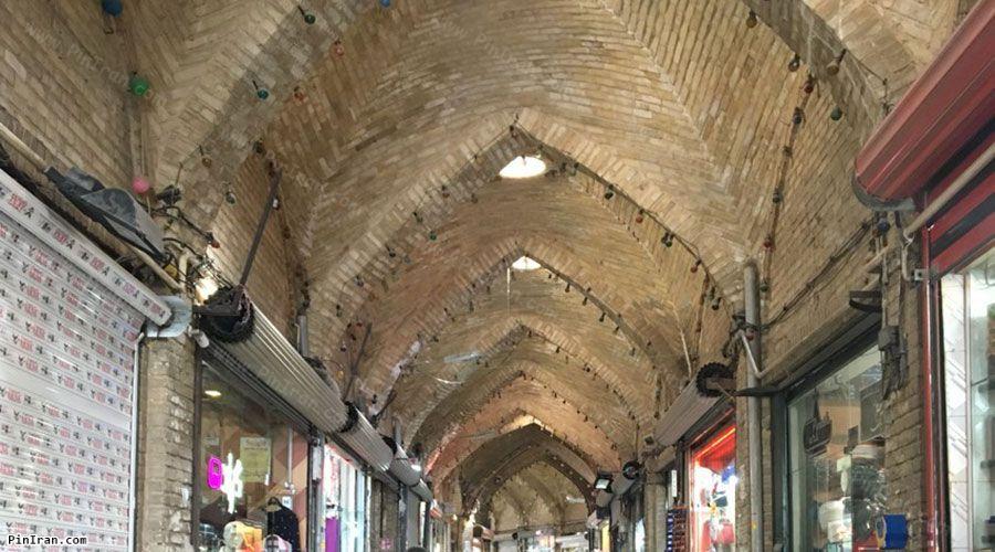 Shahrud Old Bazaar 1