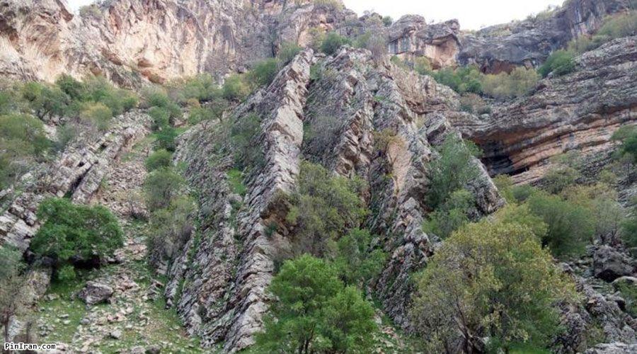 Sharzul Mount Ilam
