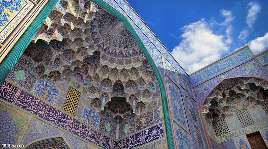 Sheikh Lotfollah Mosque 1