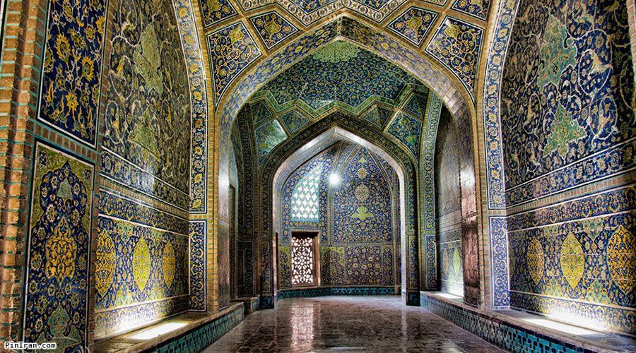 Sheikh Lotfollah Mosque 5