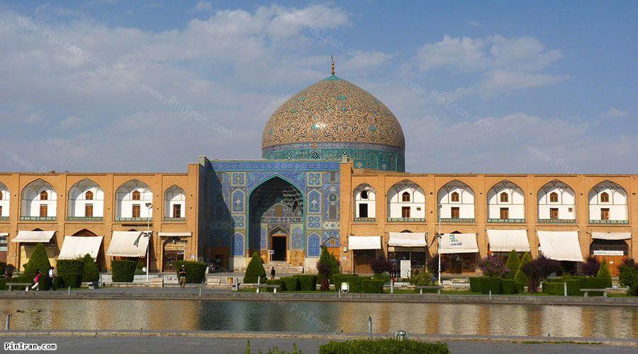Sheikh Lotfollah Mosque 6