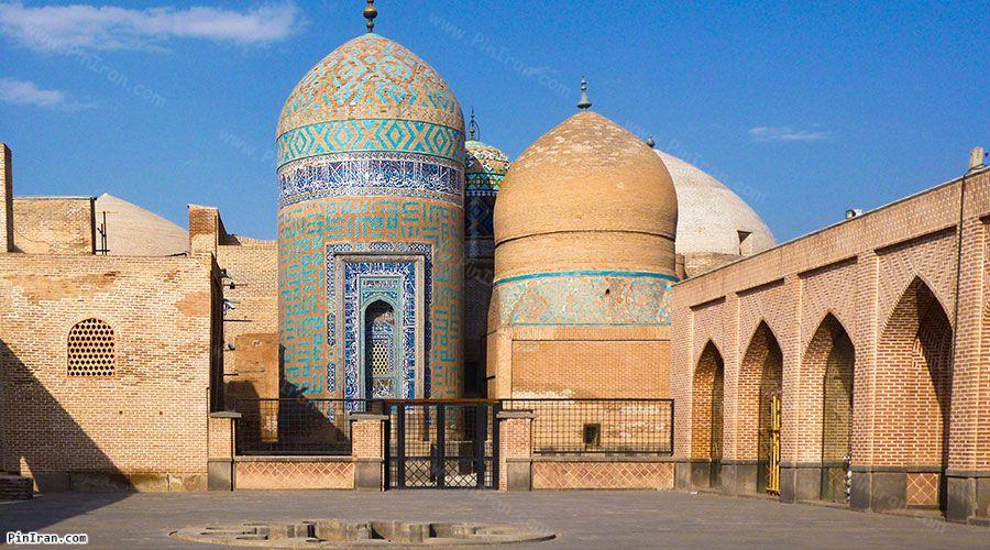 Sheikh Safi Shrine 1