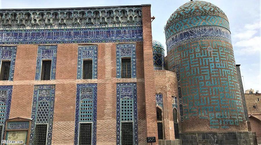 Sheikh Safi Shrine 2