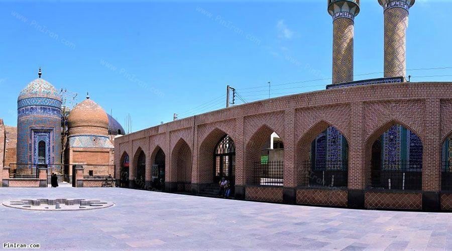 Sheikh Safi Shrine 3