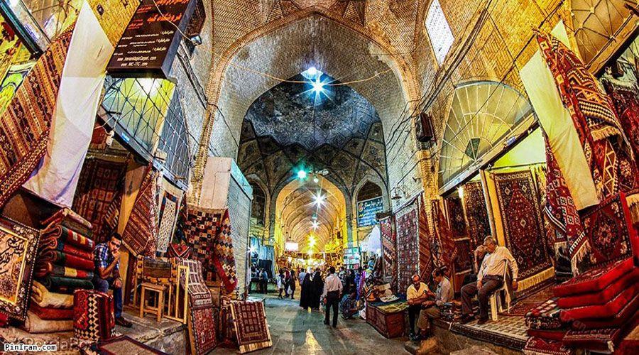 Shiraz Vakil Bazaar 1