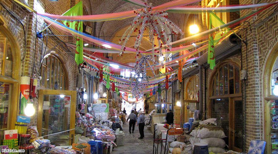 Tabriz Bazaar 4