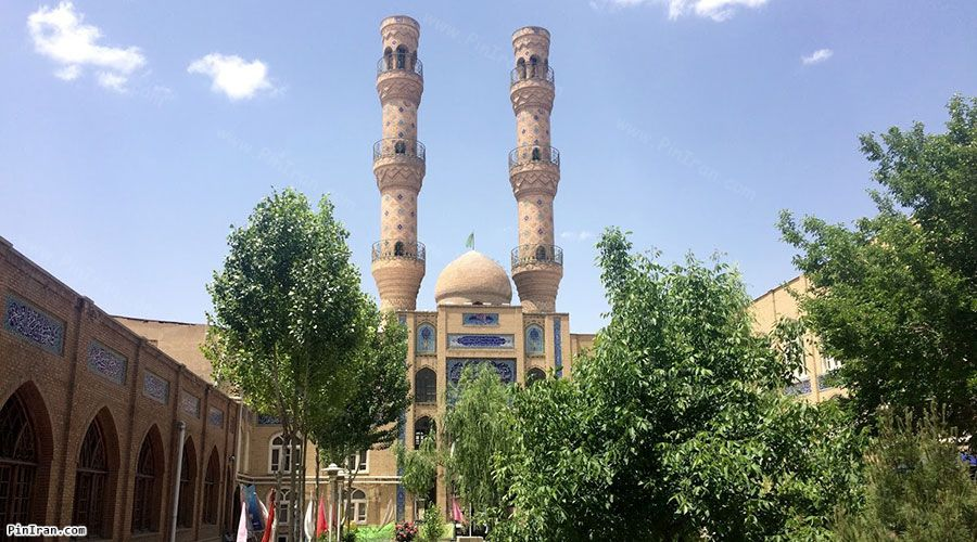 Tabriz Jame Mosque 1