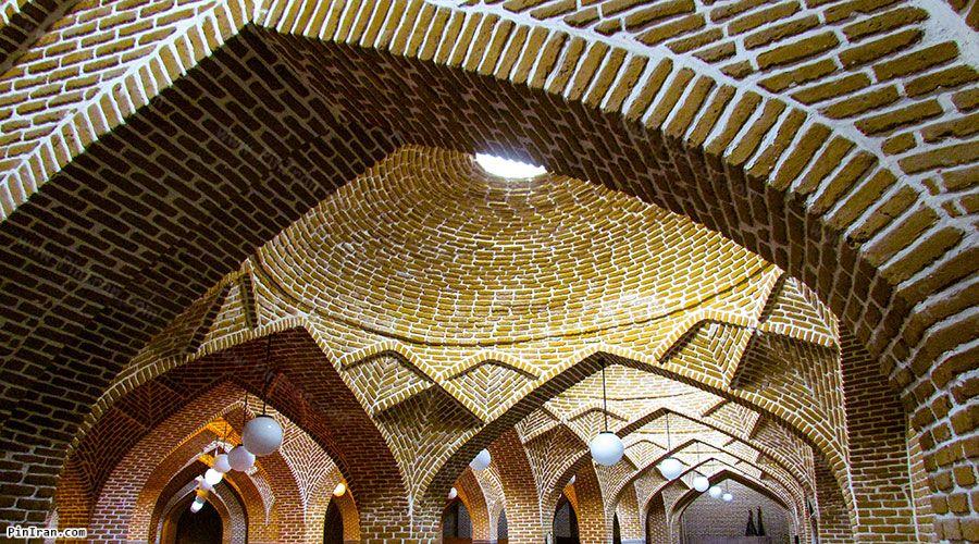 Tabriz Jame Mosque 2