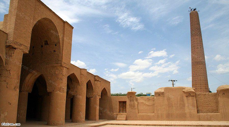 Tarikhaneh Temple 1