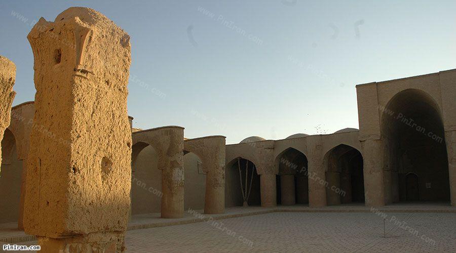Tarikhaneh Temple 2