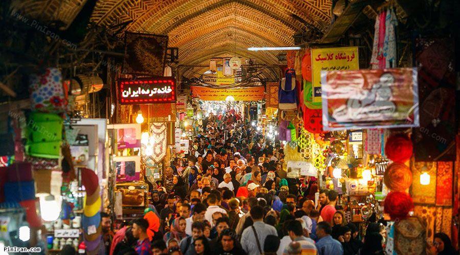 Tehran Grand Bazaar 2