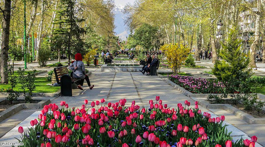 Tehran Mellat  Park 2