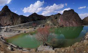 Band-e Dareh Dam