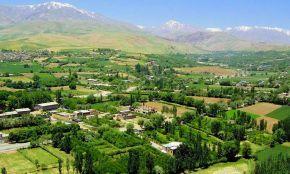 Goldasht Valley