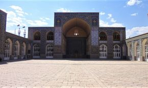 Jame Mosque of Kerman