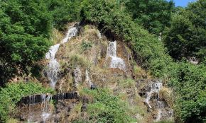 Lahijan Waterfall