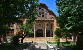 Moshir Divan Mansion