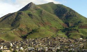 Mount Arbaba