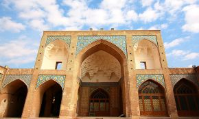Jameh Mosque of Qom