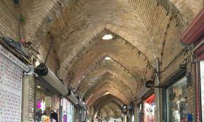 Shahrud Old Bazaar