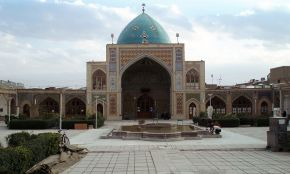 Jameh Mosque of Zanjan