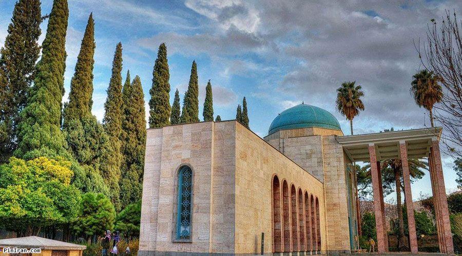 Tomb Of Saadi 2