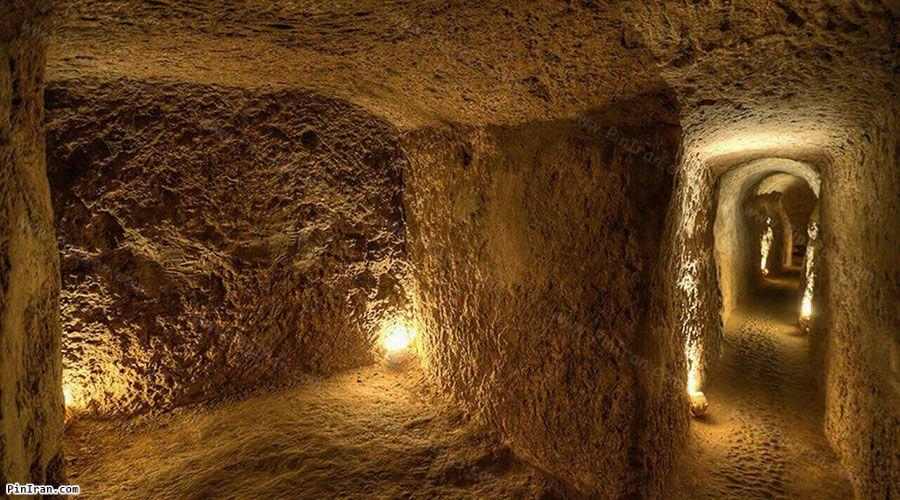 Underground City Nushabad 2