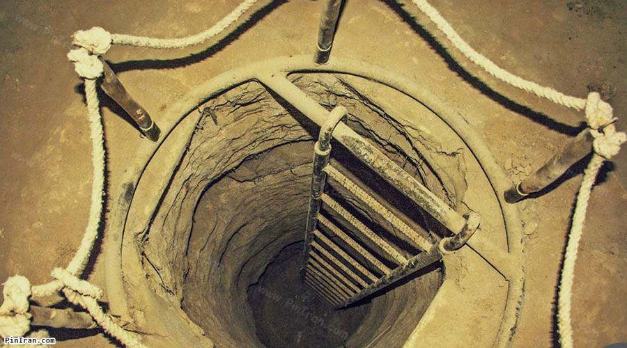 Underground City Nushabad 3