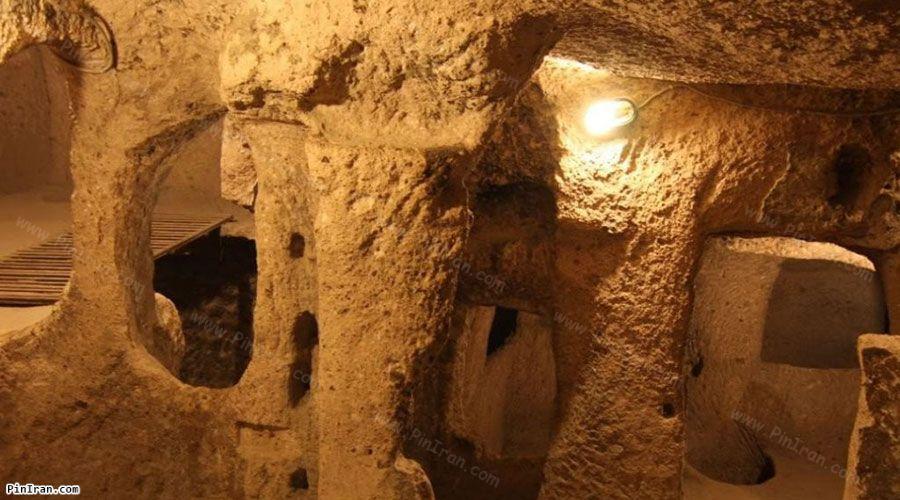 Underground City Nushabad 4