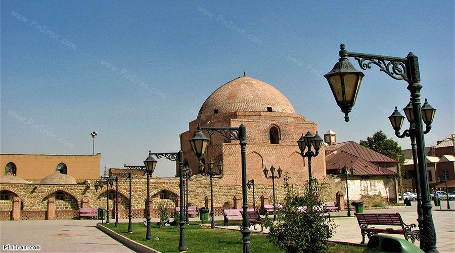 Urmia Jameh Mosque 2