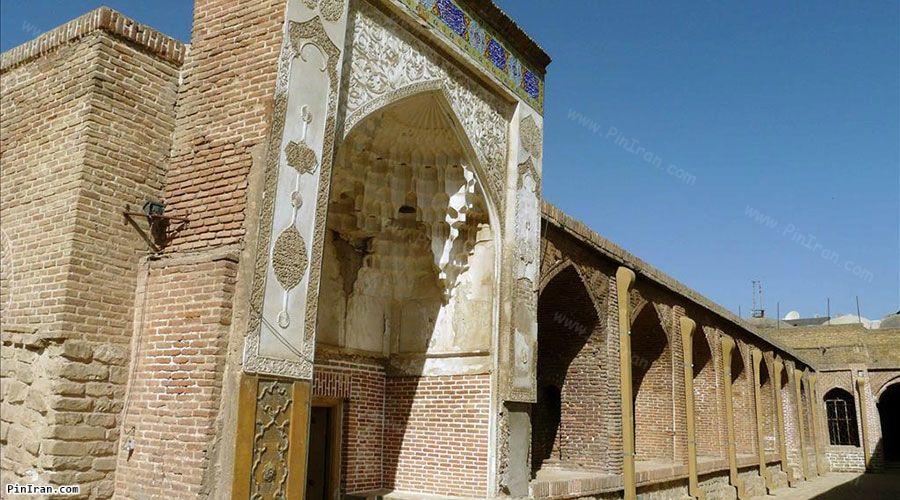 Urmia Jameh Mosque 3