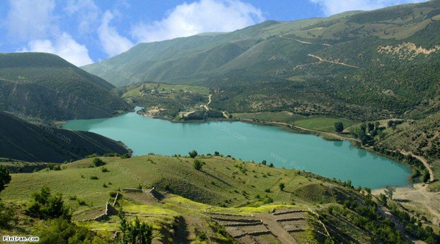 Valasht Lake 1