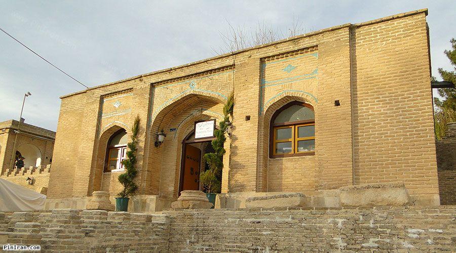 Ilam Vali Castle