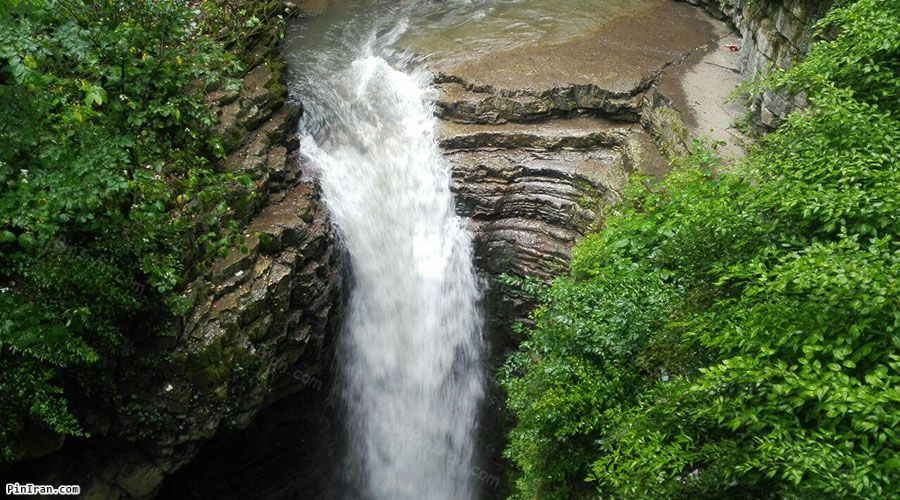 Visadar Waterfall 1