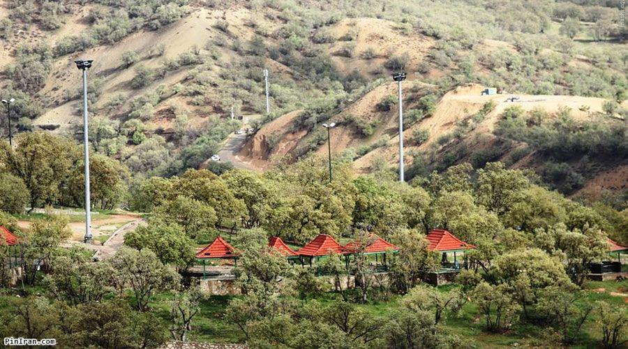 Yasuj Forest Park 1
