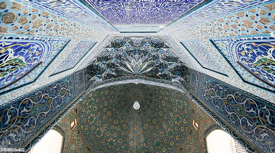 Yazd Jame Mosque 2