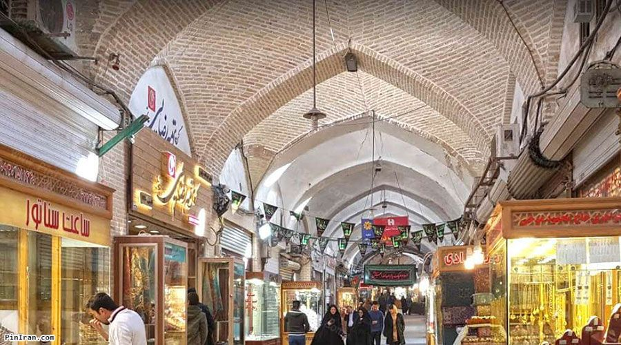 Yazd Khan Bazaar 1