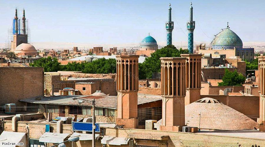 Yazd Old Town 1
