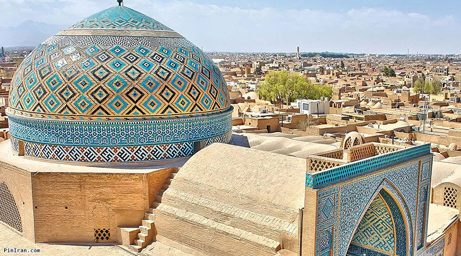 Yazd Old Town 2
