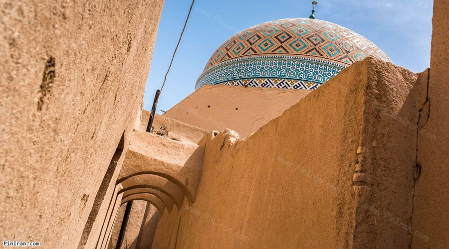 Yazd Old Town 3
