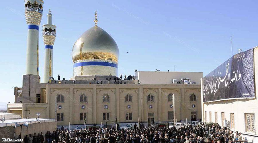 Zanjan Hosseiniyeh Mosque 1