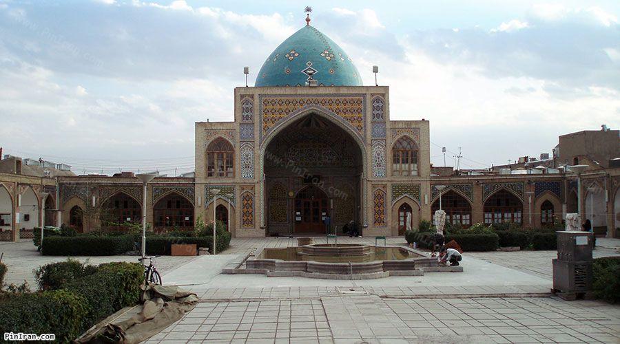 Zanjan Jameh Mosque 1